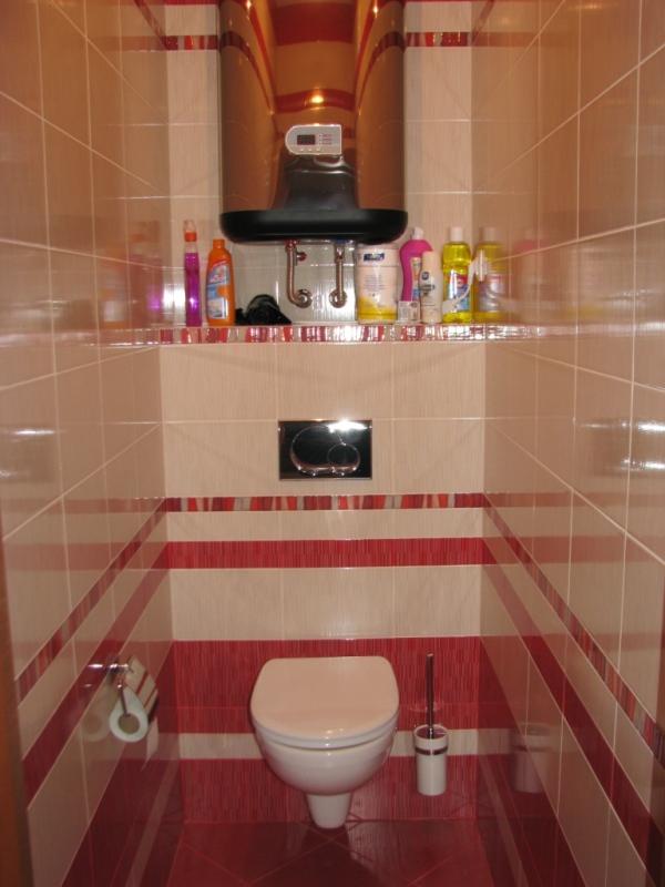 Красота в туалете