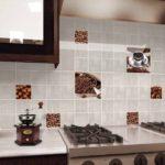 Кафельная плитка на кухню фартук плитка фото