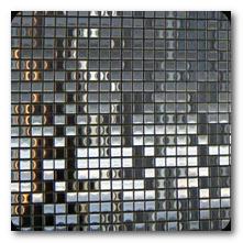 Металлическая плитка мозаика