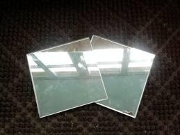 Зеркальная плитка с фацетом фото