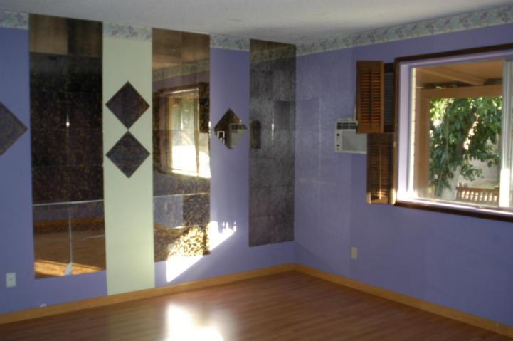 Зеркальная керамическая плитка