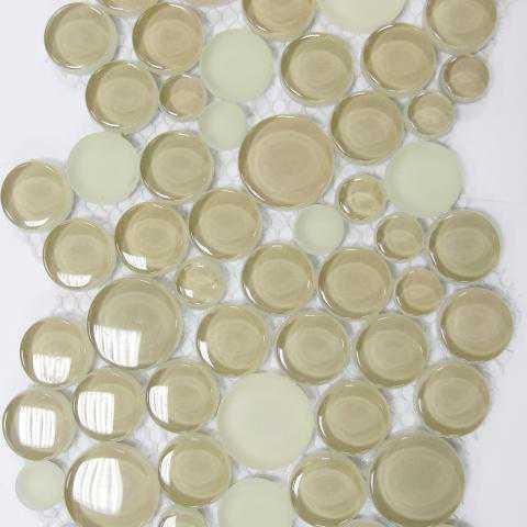 Прозрачное стекло плитка мозаика