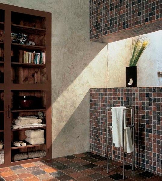 Плитка мозаика для ванной фото
