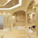 Ванная комната дизайн плитка фото