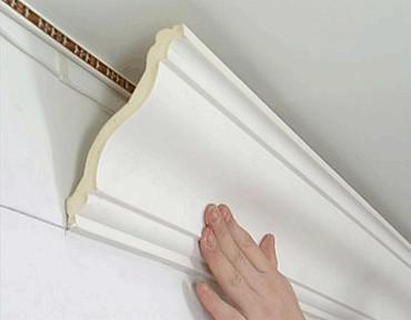 Плитуса на потолок