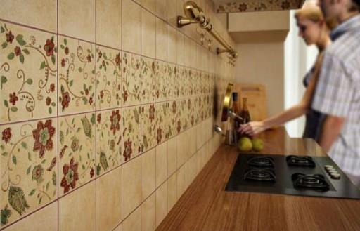 Классический рисунок - кухня
