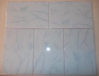 Сочетание вертикальных и горизонтальных полос