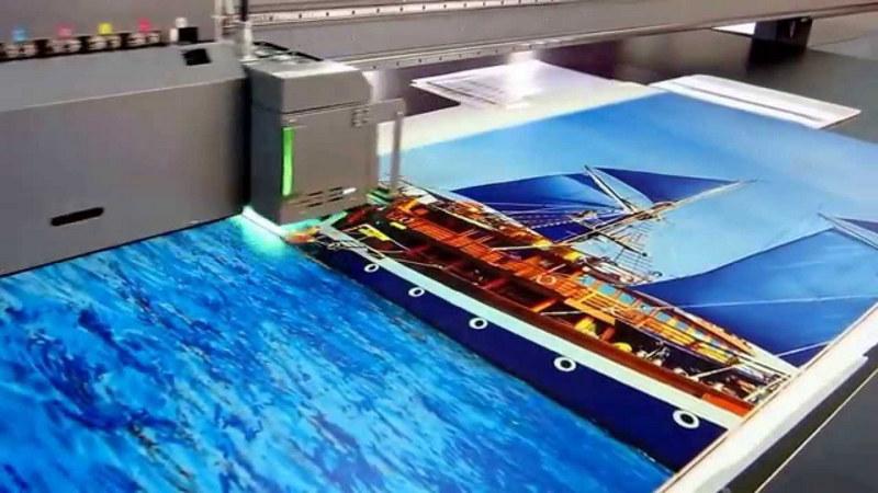 Фотоплитка – метод УФ-печать на кафеле (плитке)