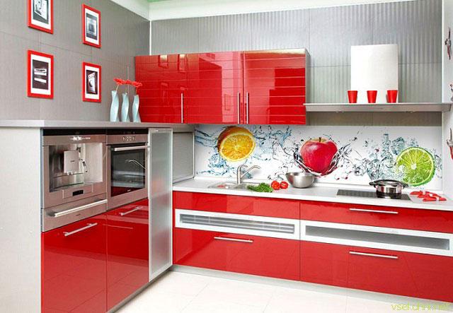 Фотоплитка для кухни на фартук 2