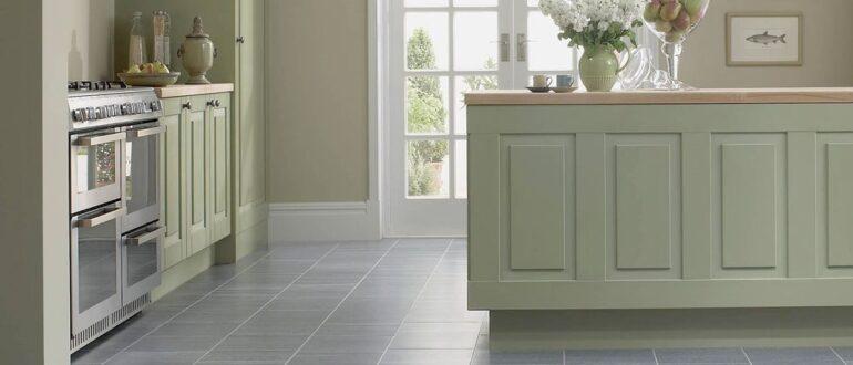 Плитка напольная на кухню