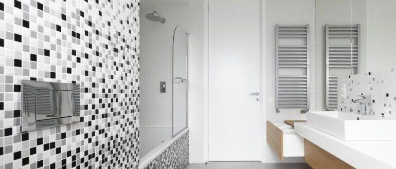 Мозаика на стену в ванную