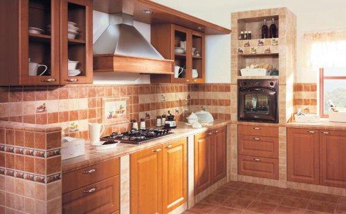 Плитка матовая для кухни