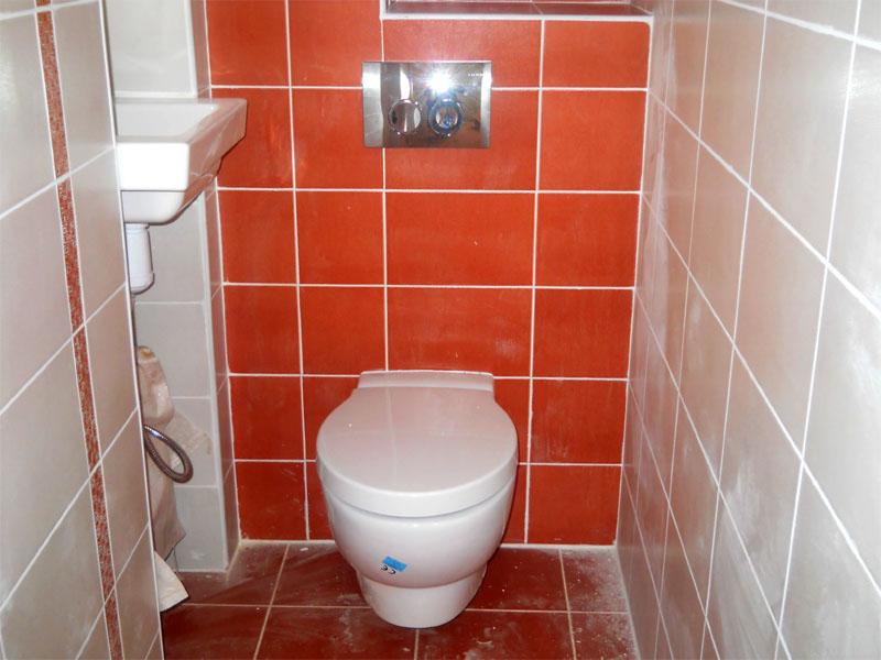 варианты укладки плитки в туалете дизайн фото